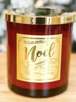 Ebony & Ivory Candle Co. Noel Candle 16oz