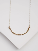 Devi Branch necklace gold/gold