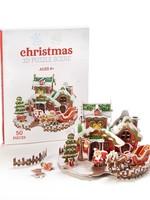 Giftcraft Santas Workshop 3D Puzzle