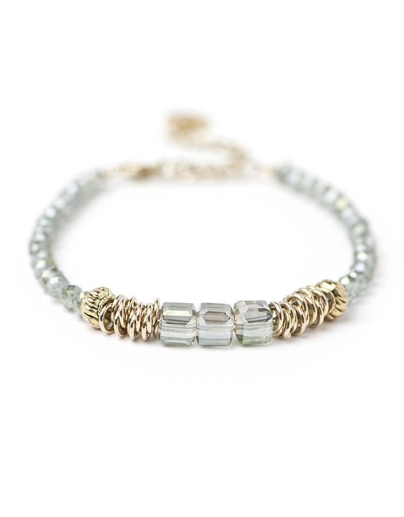Marilla Bracelet Kelp