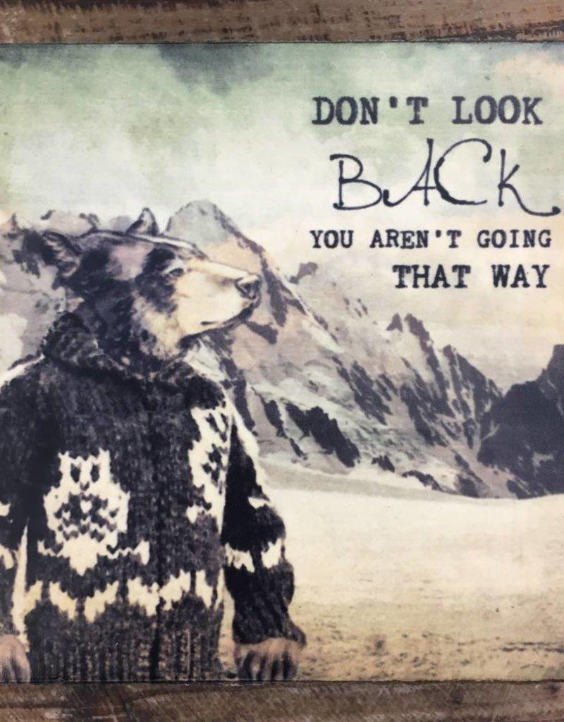 Don't Look Back Mini