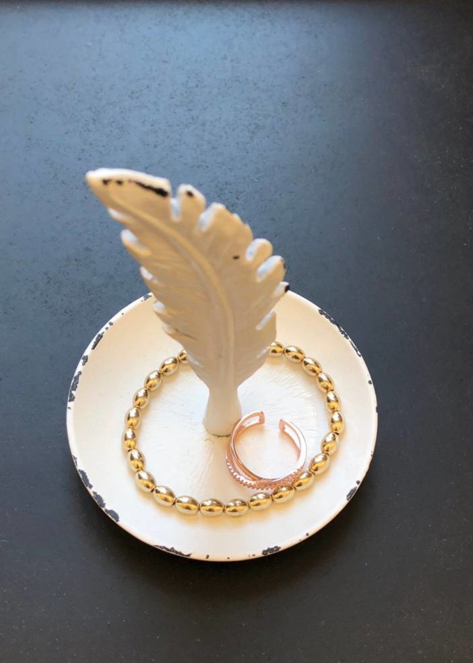 Feather Jewelry Holder