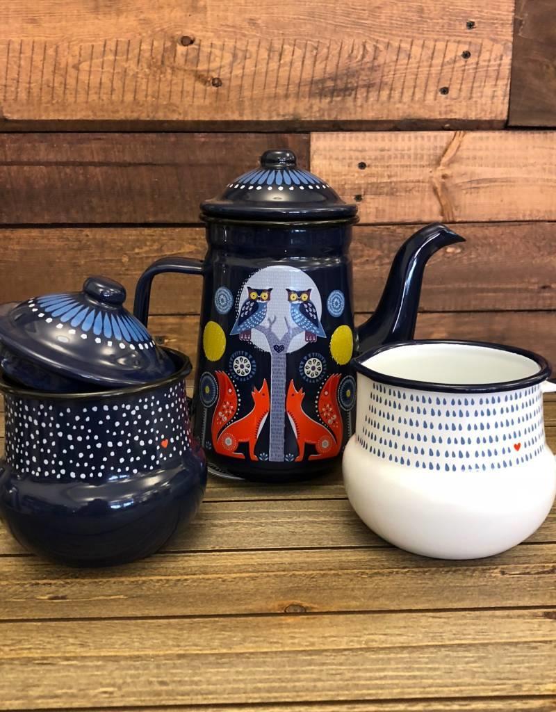 Folklore Coffee & Tea Set