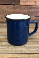 Enamel Looking Mug