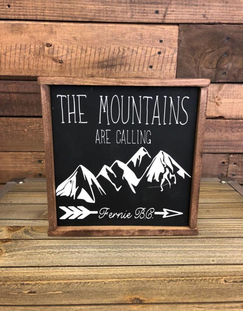 The Mountains are Calling Fernie