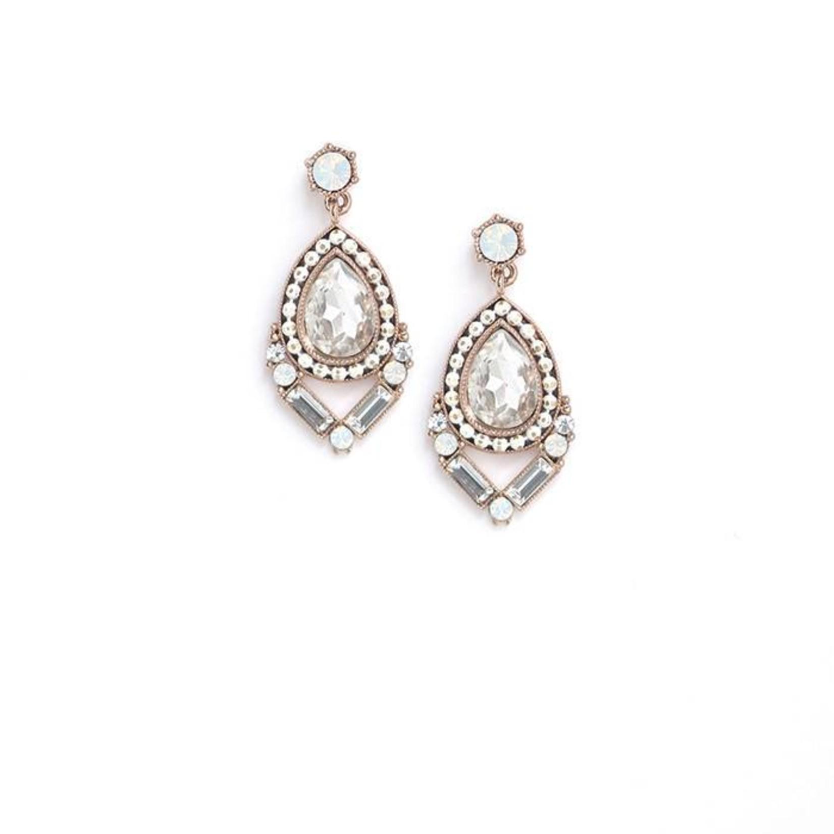 Nadia Drop Earrings