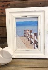 Antique Wood Frame 5x7 hmd305