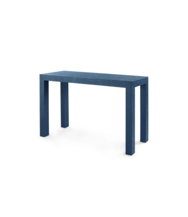 Parsons Console Table - Navy Blue