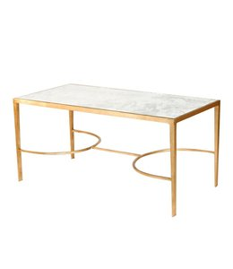 Sabre Gold Leaf Coffee Table