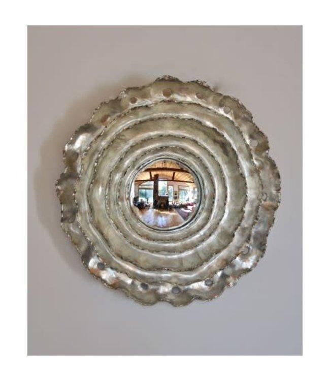Sunwave Mirror Silver