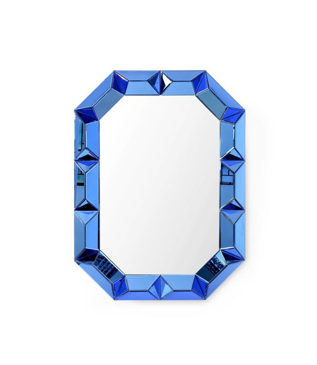 Romano Wall Mirror Sapphire Blue