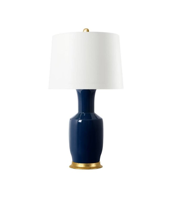 Alia Lamp Blue