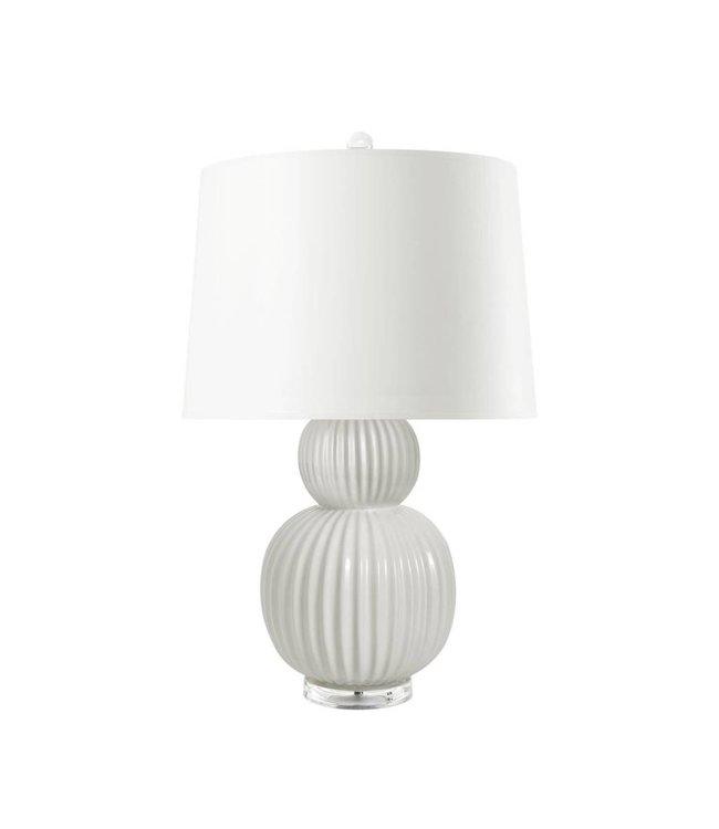 Meridian Lamp Gray