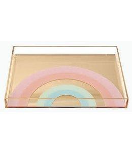 Pastel Rainbow Tray