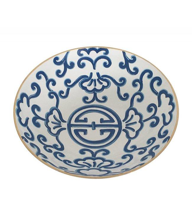 Blue Sultan Bowl / Large