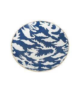 Blue Dragon Bowl / Medium