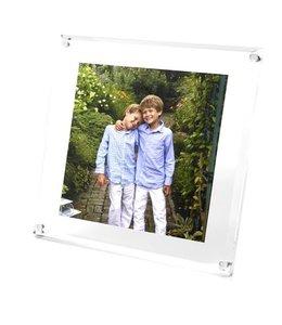 8x8 Beveled Acrylic Frame