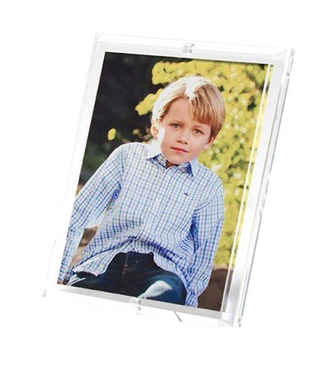 5x7 Beveled Acrylic Frame