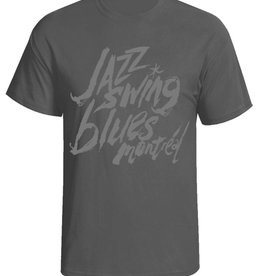 FIJM T-SHIRT ADULTE UNISEXE - JAZZ SWING BLUES