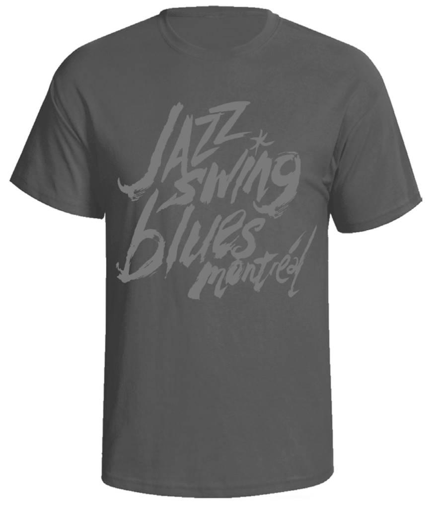UNISEX ADULT T-SHIRT - JAZZ SWING BLUES