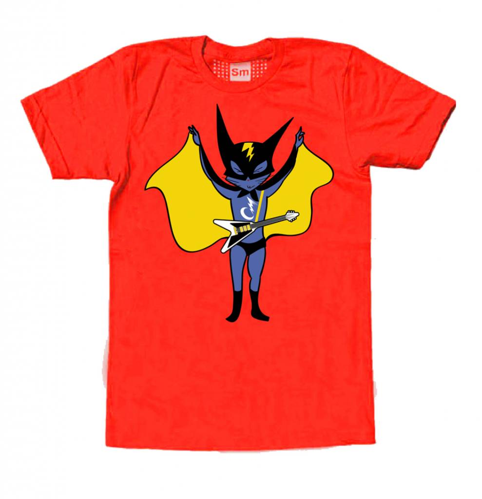 FIJM UNISEX CHILDREN'S T-SHIRT - SUPERHERO