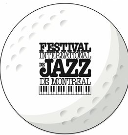 FIJM GOLF BALL - LOGO