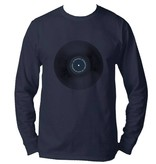 UNISEX ADULT LONG SLEEVE - RECORD