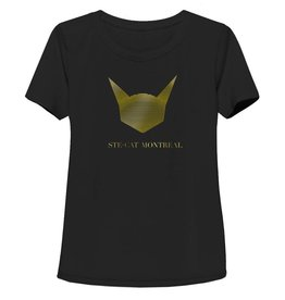 T-SHIRT FEMME - STE-CAT MONTREAL