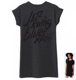 FIJM WOMEN'S T-SHIRT - JAZZ SWING BLUES