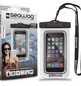 Seawag | Universal Waterproof Case White/Black | SEAW1
