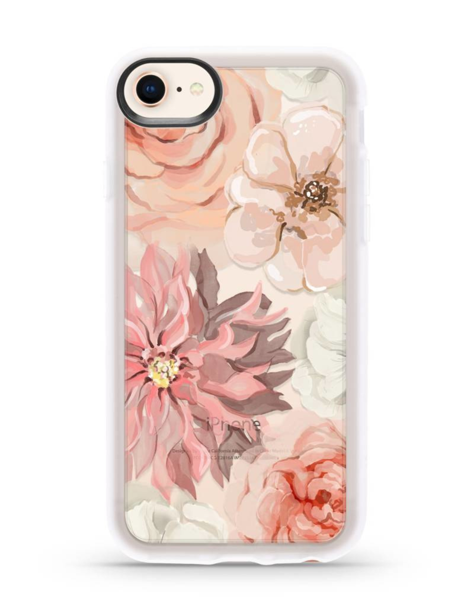 Casetify /// Casetify | iPhone 8/7/6/6s Grip Case Pretty Blush | 120-1219