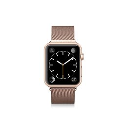 Casetify Casetify | Stainless Steel Band Gold Aluminium for Apple Watch 42mm | CTF4998803163525