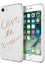/// Incipio | iPhone 8/7/6/6s Design Series Glam CEST LA VIE | IPH-1552-CLV