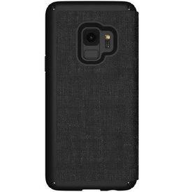 Speck Speck | Samsung Galaxy S9 Presidio Folio - Heathered Black/Grey | 1105767358
