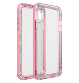 LifeProof LifeProof | iPhone Xs Max Next Dropproof Case Cactus Rose (Clear/Pink) | 120-0714