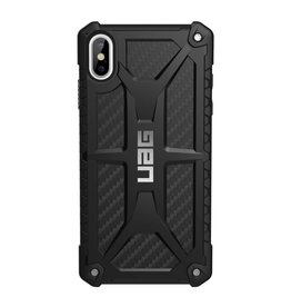 UAG UAG | iPhone Xs Max Monarch Rugged Case Carbon Fiber (Black) | 120-0915
