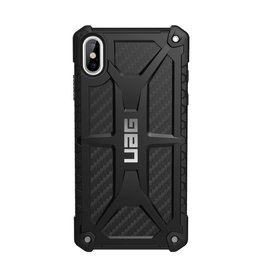 UAG UAG | iPhone Xs Max Monarch Rugged Case Carbon Fiber (Black) | 120-0915