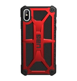 UAG UAG | iPhone Xs Max Monarch Rugged Case Crimson (Red) | 15-03415