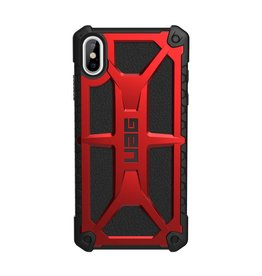 UAG UAG | iPhone Xs Max Monarch Rugged Case Crimson (Red) | 120-0913
