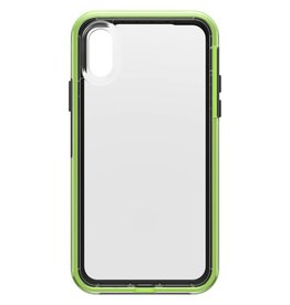 LifeProof LifeProof | iPhone Xs Max Slam Dropproof Case Night Flash (Clear/Lime/Black) | 120-0703