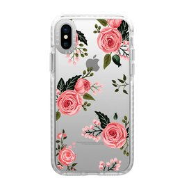Casetify Casetify | iPhone X/Xs Impact Case Pink Floral Roses | 120-0859