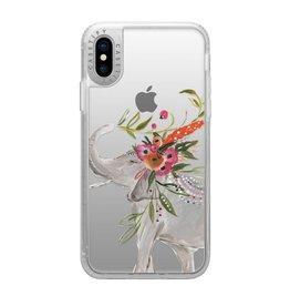 Casetify Casetify | iPhone Xs Max Grip Case Boho Elephant | 120-0881