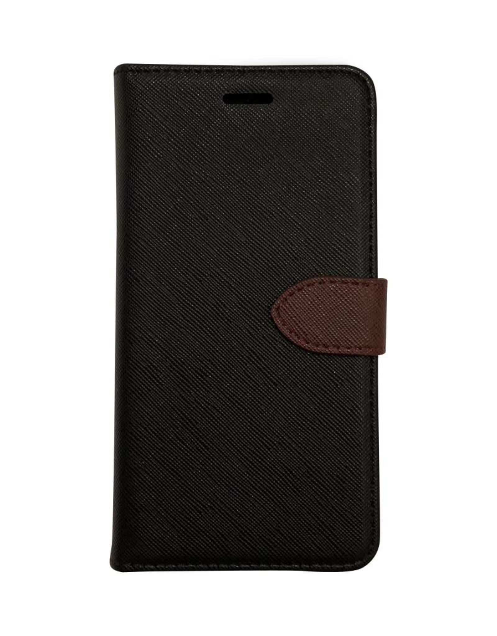 Blu Element Blu Element   iPhone Xs Max  2 in 1 Folio Case Black/Brown   120-0822