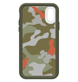 LifeProof LifeProof  | iPhone Xs Grey/Grey (Woodland Camo) Slam case | 15-03550