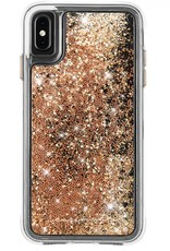 Case-Mate Case-mate | iPhone X/Xs Gold Waterfall | 15-03529