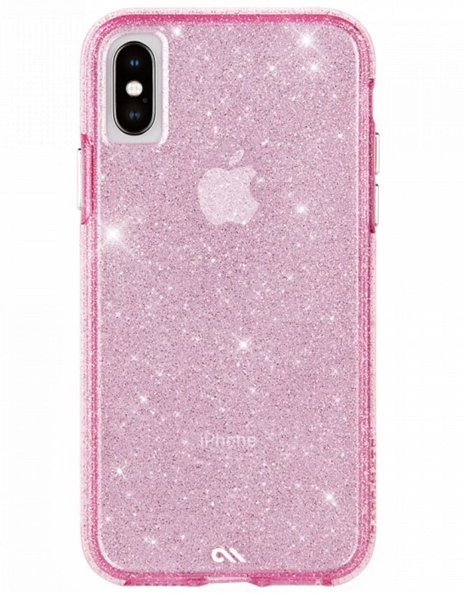 Case-Mate Case-mate | iPhone X/Xs Pink Sheer Crystal case | 15-03523