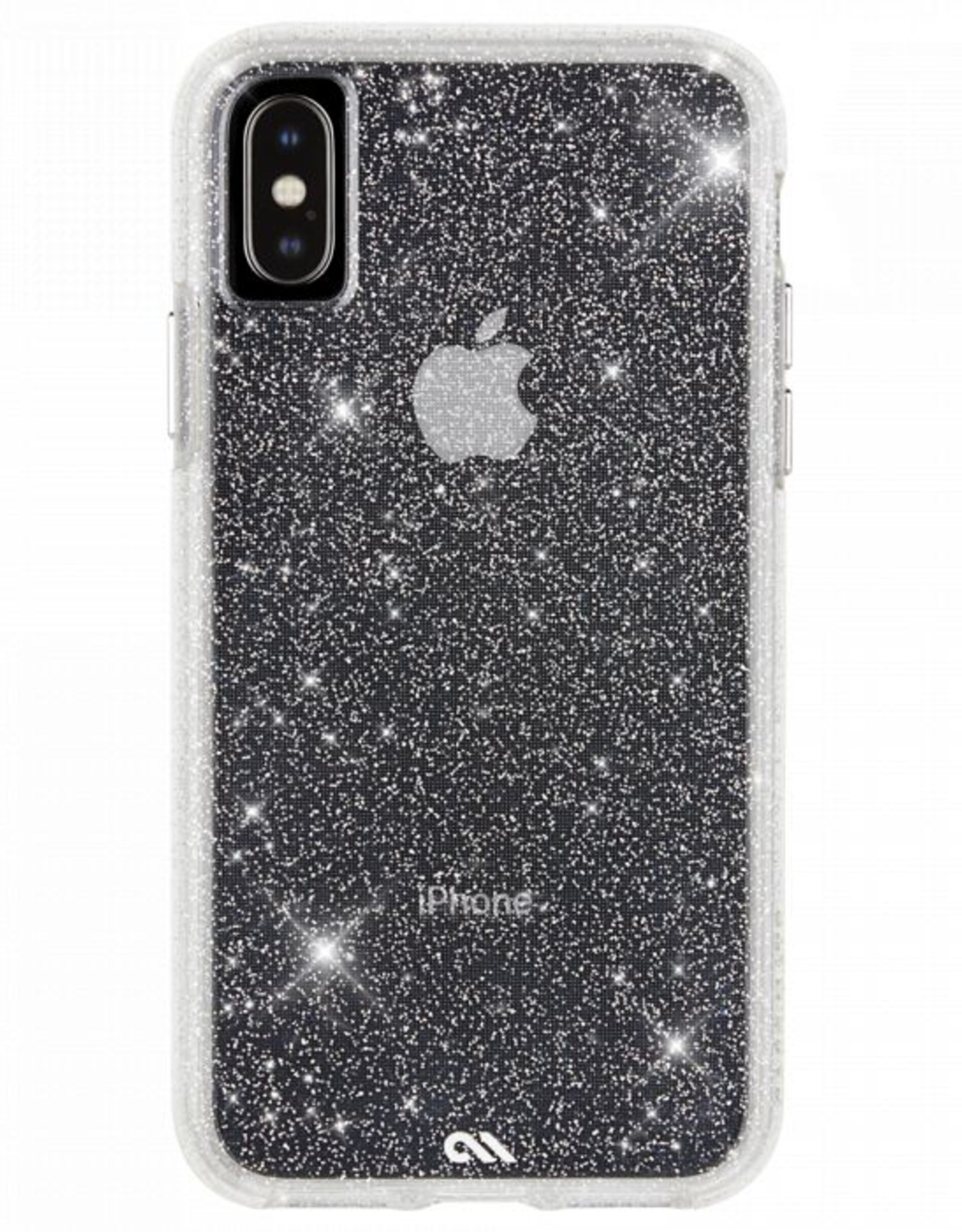 Case-Mate Case-mate | iPhone Xs Max Clear Sheer Crystal case | 15-03689