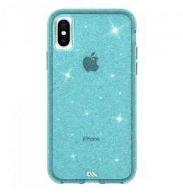 Case-Mate Case-mate | iPhone Xs Max Teal Sheer Crystal case | 15-03692