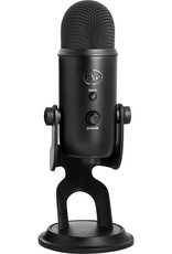 Blue Microphones Yeti Microphone - 20 Hz to 20 kHz - Wired - Bi-directional, Cardioid, Omni-directional - Desktop - USB 2070