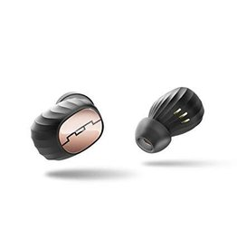 Sol Republic | Black/Gold Amps Air Earbuds | 15-01985